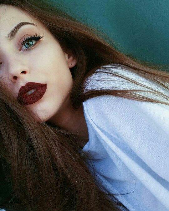 عکس لب دختر برای پروفایل | عکس لب دختر زیبا