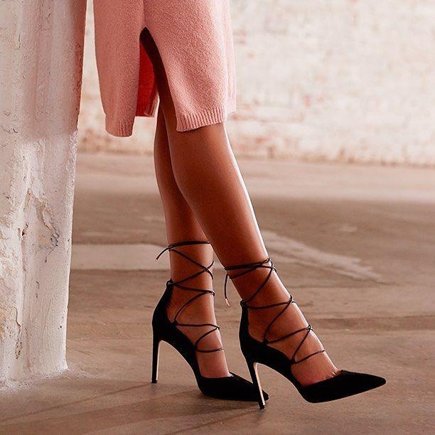 مدل های کفش پاشنه بلند جدید پاییز و زمستان 2019