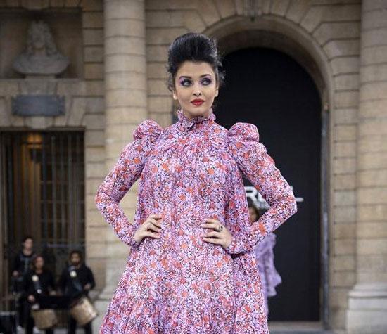 ستاره ها در کت واک برند L'Oréal در فرانسه