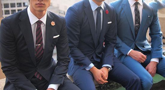 3 قانون مهم ست لباس برای جنتلمن ها