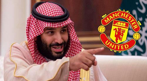 پیشنهاد فضایی محمد بن سلمان برای خرید منچستر یونایتد