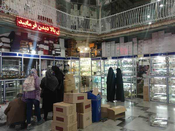 راهنمای خرید لوازم خانه از بازار بزرگ تهران پانزده خرداد