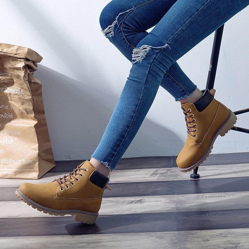 مدل بوت ، نیم بوت ، کفش ساق دار دخترانه پاییز و زمستان 2019