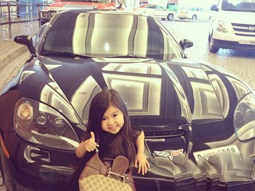 عکس دختر بچه خوشتیپ ، بانمک ، تپل