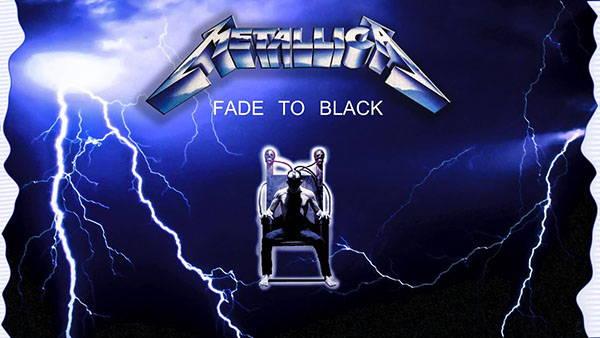دانلود آهنگ Fade to Black از Metallica متالیکا