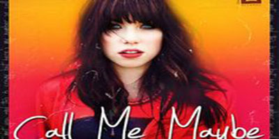 دانلود آهنگ Call me maybe از Carly Rae Jepsen