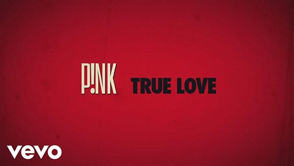 دانلود آهنگ True Love از Pink پینک