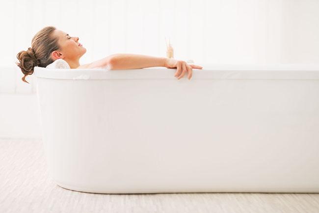نکاتی درباره حمام در دوران بارداری