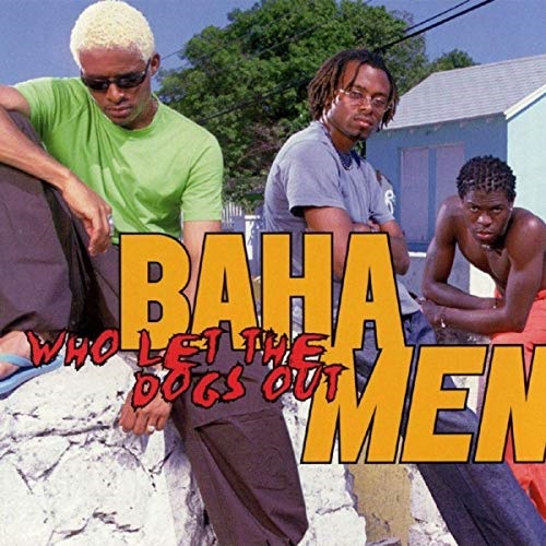 دانلود آهنگ Who Let The Dogs Ou از Baha Men