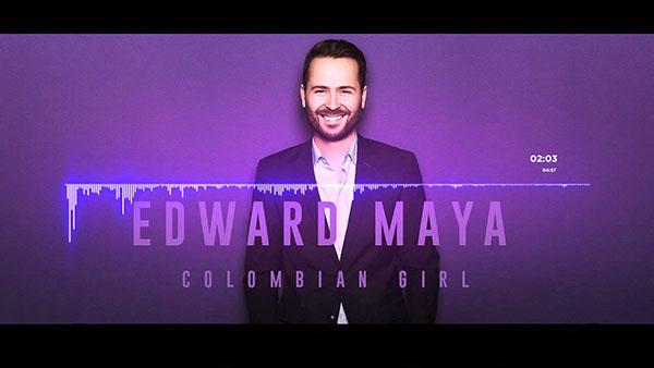 دانلود آهنگ Colombian Girl از Edward Maya ادوارد مایا