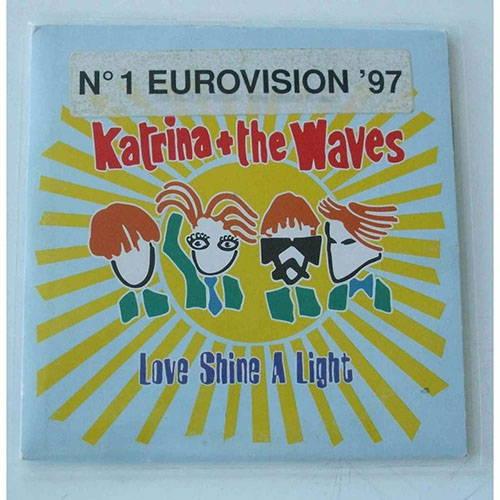 دانلود آهنگ love shine a light از katrina و the waves