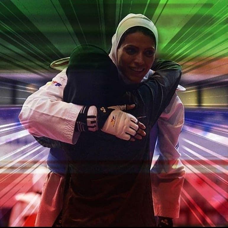 بیوگرافی اکرم خدابنده ورزشکار تکواندو +عکسهای اینستاگرام