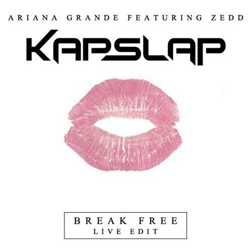 دانلود آهنگ Break Free از Ariana Grande آریانا گرانده