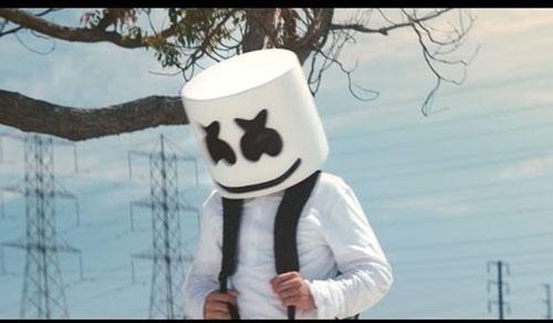 بهترین آهنگ های Marshmello مارشمالو