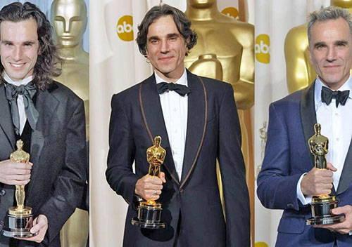 بیوگرافی دانیل دی لوئیس رکورددار اسکار در تاریخ سینما