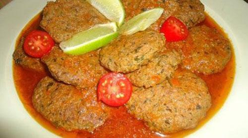طرز تهیه شامی ترش گیلانی غذای محلی عالی