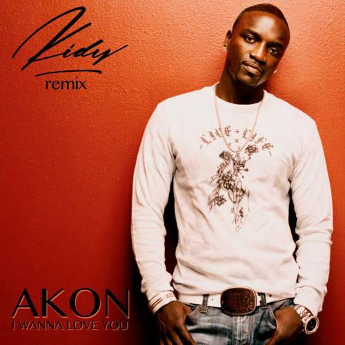 دانلود آهنگ i wanna love you از Akon آکان