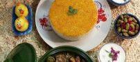 طرز تهیه نازخاتون گیلانی با گوشت مرغ