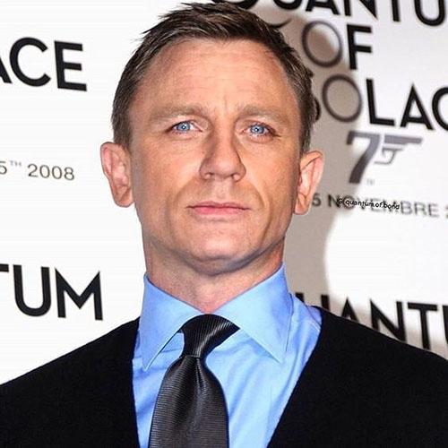 بیوگرافی Daniel Craig دنیل کریگ ، بازیگر جمیز باند
