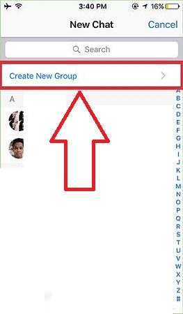 چگونه در واتساپ گروه بزنیم؟ آموزش کامل تصویری