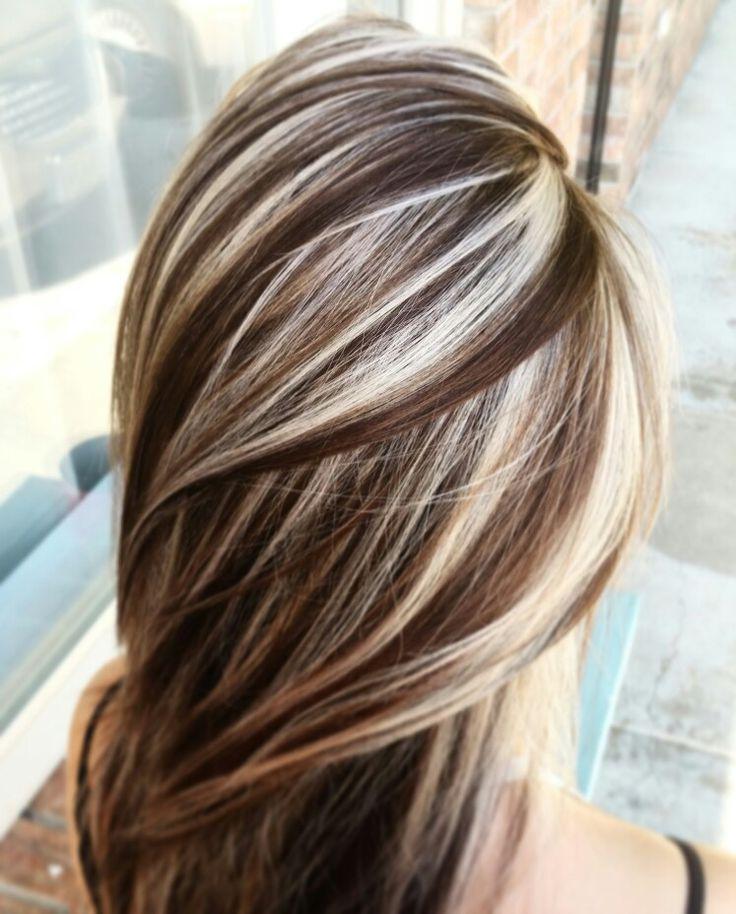 زیباترین رنگ های هایلایت مو زنانه جدید
