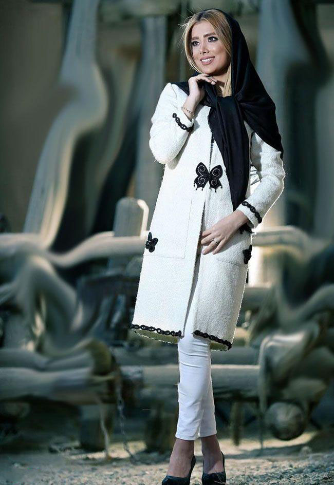 مدل های جدید مانتو ایرانی زیبا برند رسولیان