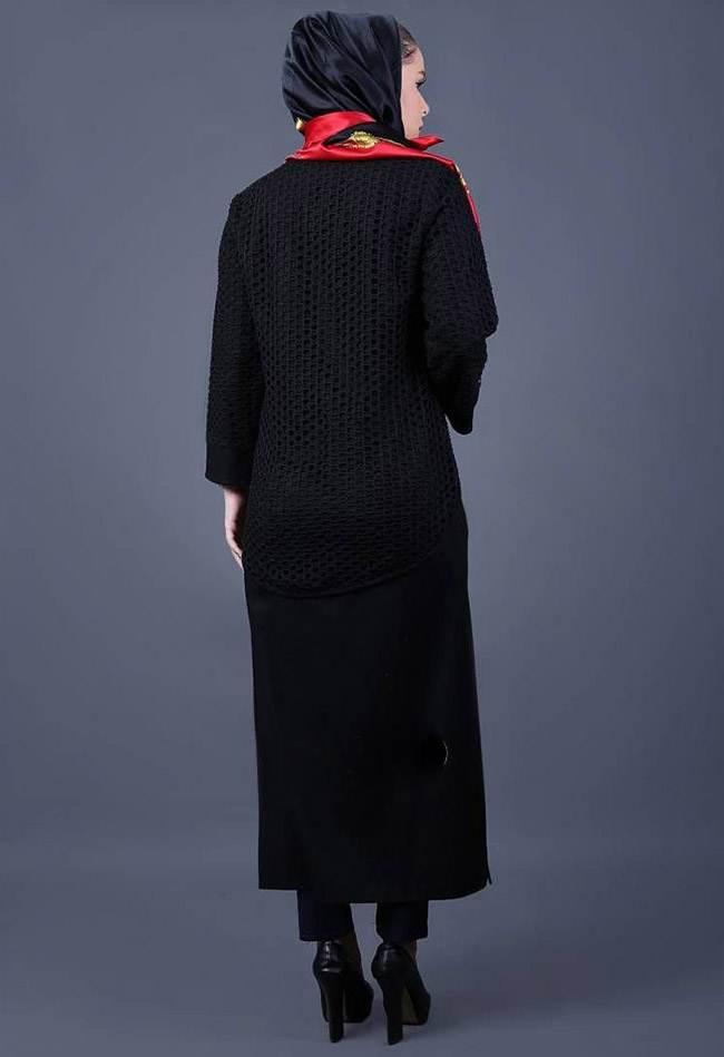 زیباترین مدل های مانتو زنانه 98 برند چوماس
