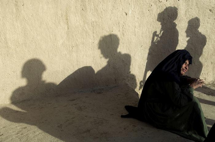 جنگ در افغانستان از دریچه دوربین Louie Palu