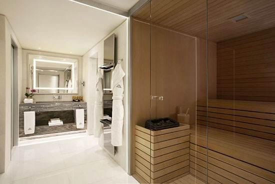 لوکس ترین سوییت هتل جهان در ایتالیا