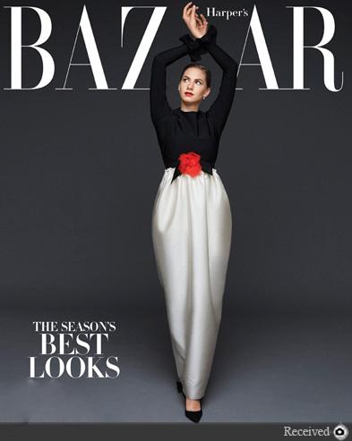 معرفی مجله مد و فشن هارپرز بازار Harpers Bazaar