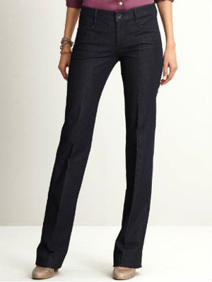 راهنمای انتخاب شلوار جین بر اساس فرم پاها و قد