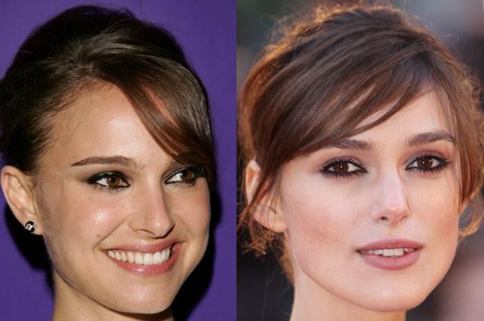 ستاره هایی که چهره های بسیار شبیه به هم دارند