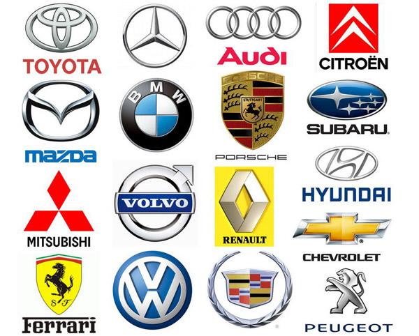 لوگوی برندهای معروف خودرو و معنای جالب آن ها