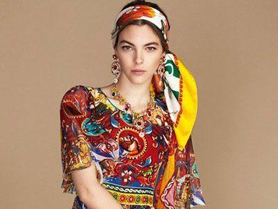 کالکشن جدید لباس زنانه دولچه اند گابانا