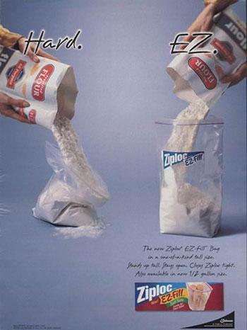 تبلیغات مقایسه ای خلاقانه و جذاب برای مشتریان