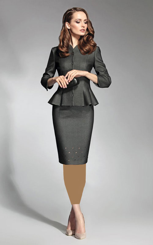 مدل های فرانسوی لباس مجلسی برند Burvin