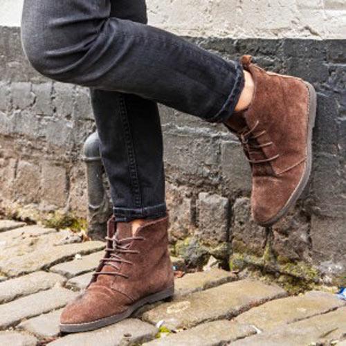 آموزش نگهداری و تمیز کردن کفش های چرم