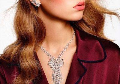 مدل های طلا و جواهرات لوکس برند GraffDiamonds