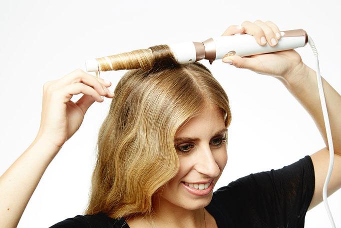روش های آسان و خانگی به منظور فر کردن موها