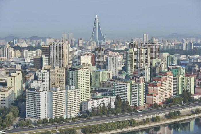 نماهایی متفاوت از پیونگ یانگ کره شمالی و زندگی مردم