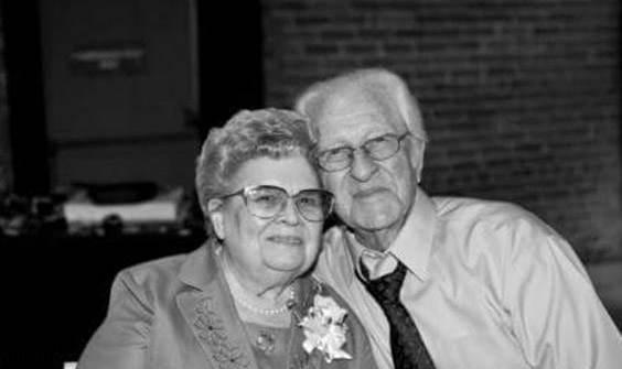 مرگ عاشقانه و فوق احساسی این زوج روی تخت بیمارستان