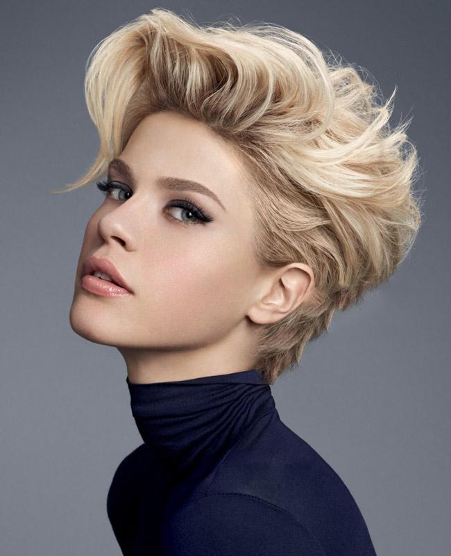 مدل های موی کوتاه زنانه مخصوص سخت پسندها
