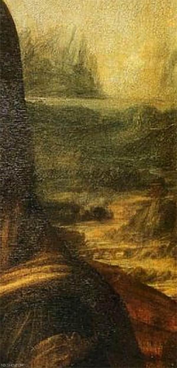 تابلوی مونالیزا شاهکار قرن 15 در تمامی اعصار