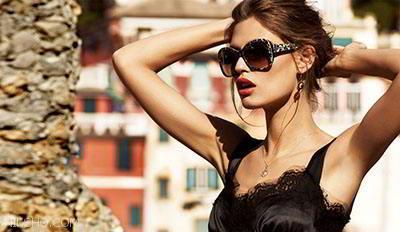 مدل های شیک عینک زنانه لاکچری و مد روز