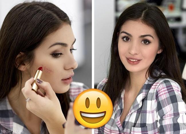 آرایش زنانه بهتر و زیباتر با این ترفندهای مفید