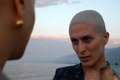 بازیگران زن ایرانی که در فیلم ها کچل کردند