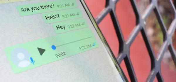 ترفند خواندن پیام در واتس آپ بدون ظاهر شدن تیک دوم