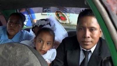 دختر 17 ساله باردار و جنجال در عروسی دوم شوهرش