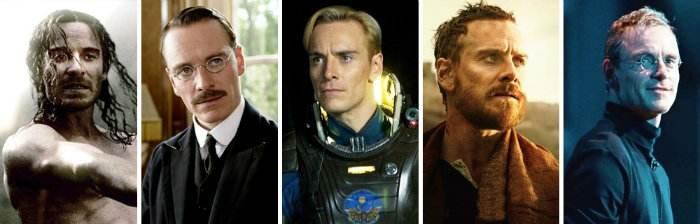 عکس بازیگران با چندین نوع گریم سنگین و متفاوت