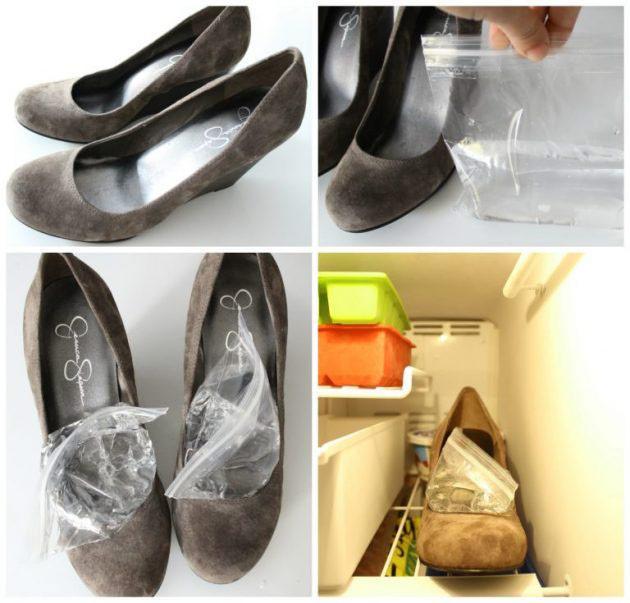 کفش پاشنه بلند را این گونه بپوشید تا اذیت نشوید